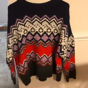 Aerie NWT soft cozy oversized chunky sweater